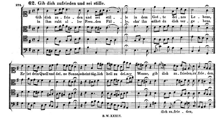 Chorale #62