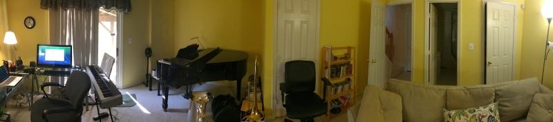 Pete's Studio in Alexandria
